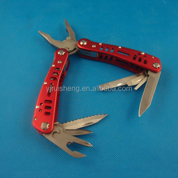 New Design Oxide handle Fashion Outdoor Multi Tool Hand Pliers