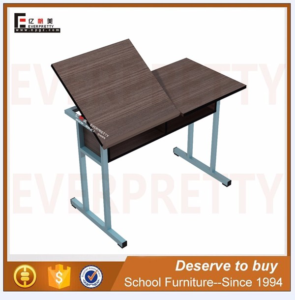 Mdf Table Top Adjustable Engineering Drawing Table Buy