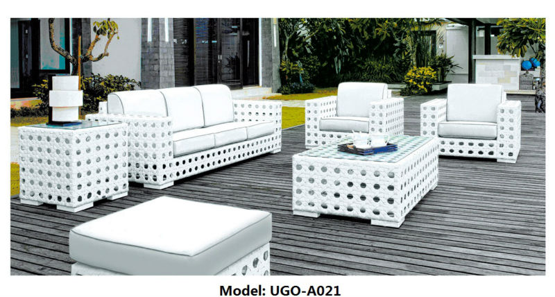 High Quality PE Outdoor Rattan Furniture Export to New Zealand Market