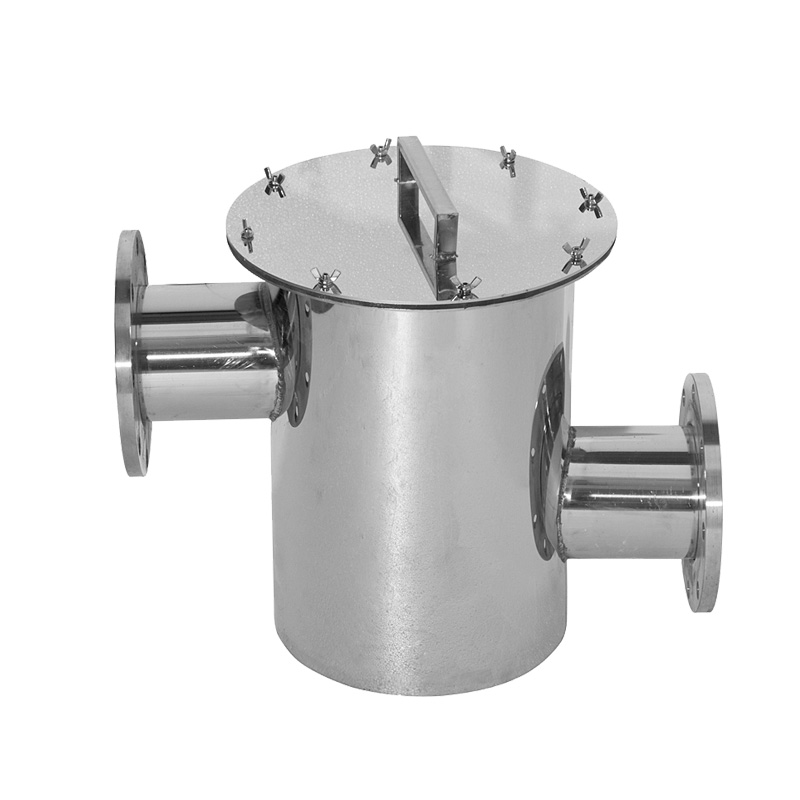 304 Stainless Water Pump Sand Filter Hair Collector For Swimming Pool