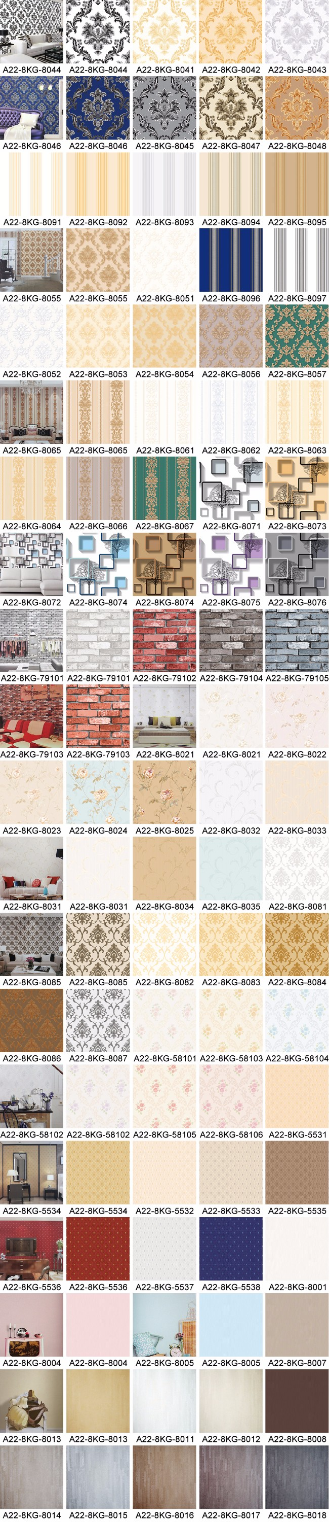 brick wall paper decorative cork wallpaper for house