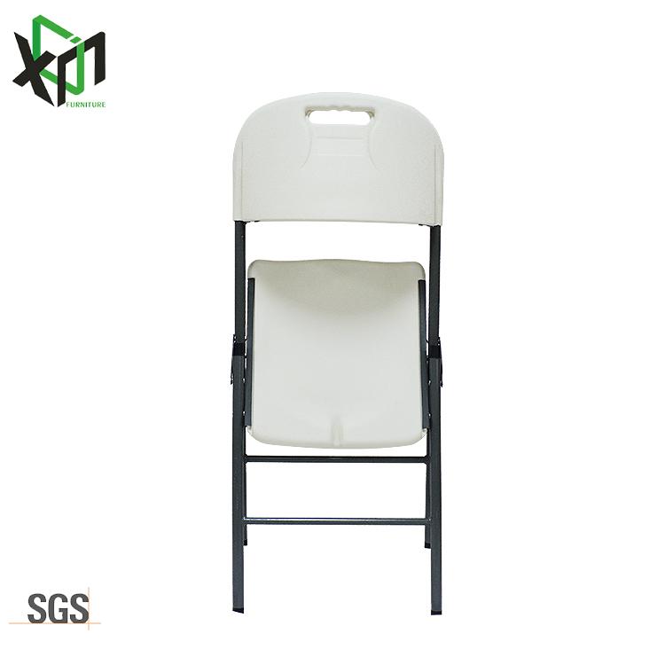 Jardín evento plegable silla de plástico de silla portátil de fábrica al por mayor