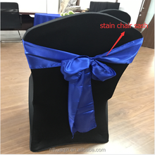 stain sash,spandex chair cover
