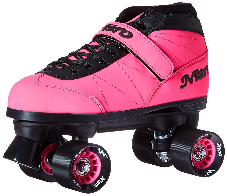 Epic Skates 2016 Nitro Junior Indoor//Outdoor Quad Roller