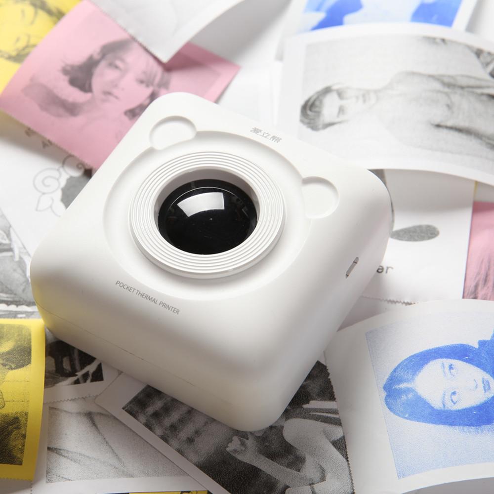 Pocket Smart Wireless Phone Photo Printer WiFi Portable Mini Photo Printer for iOS and Android Smartphone
