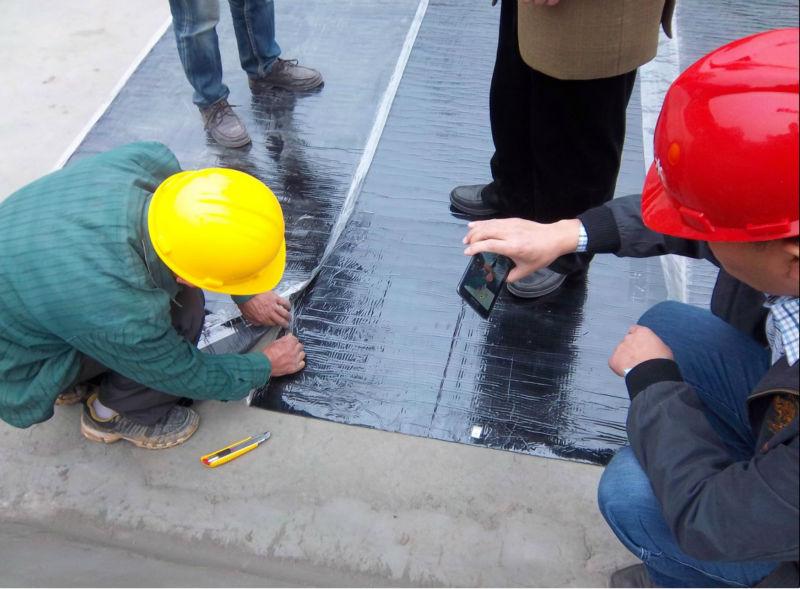 Bitumen Hdpe Self Adhesive Reactive Cementation Bitumen