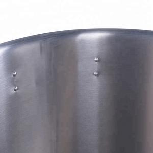 40 Gallon Stainless Steel Pot 40 Gallon Stainless Steel Pot
