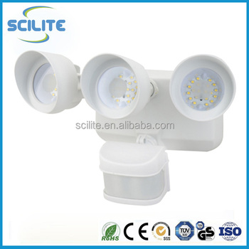 Die-cast Aluminum Flood Light Led Wall Effect Light With Motion ...