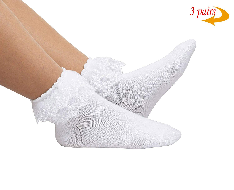 6feea92bf Get Quotations · White Cotton Socks