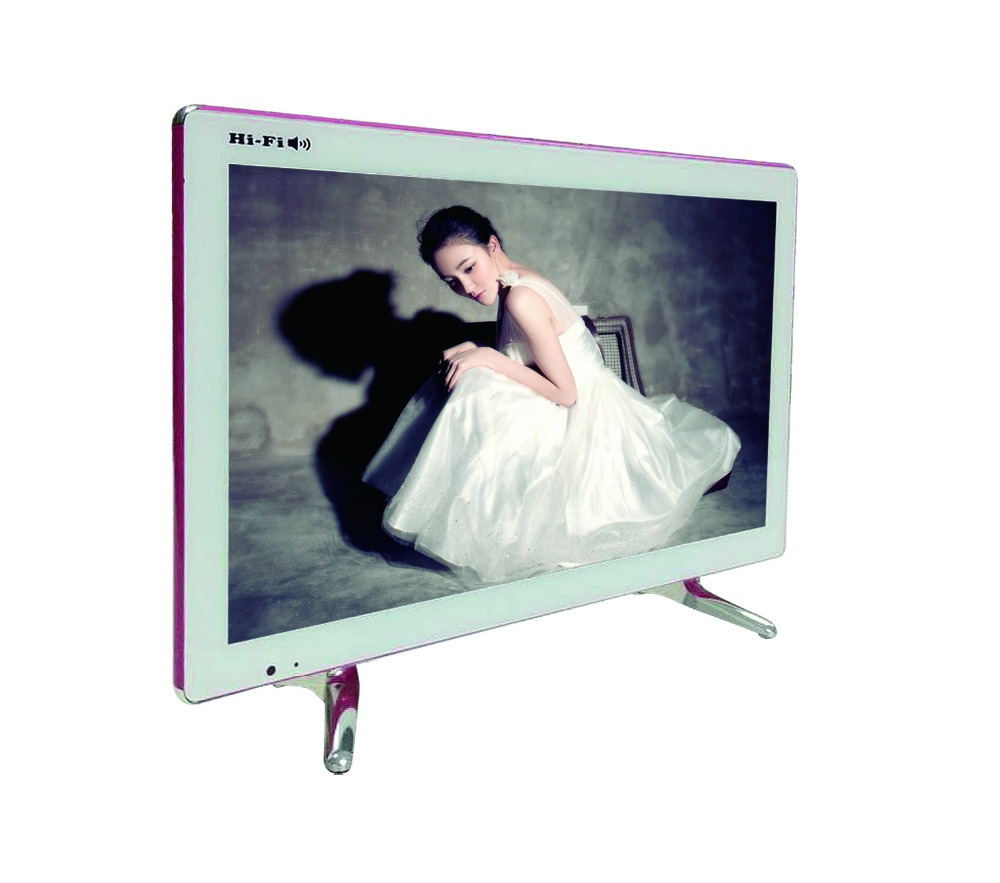 Alibaba Stock Frameless 24 inch UHD Smart led <strong>TV</strong> 4k Curved