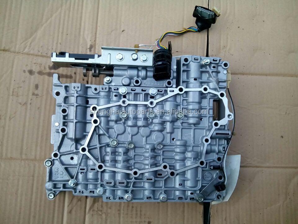 jr507e re5r05a valve body remanufactured transmission