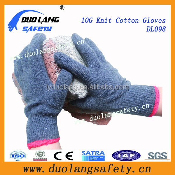 Cotton Knitting Gloves For Printing industry Buy Direct From China