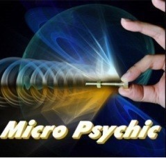 Free Shipping Magic Props Micro Psychic Ultimate Autorotation Nut Screw Magic Tricks Ireliamagic toys wholesale