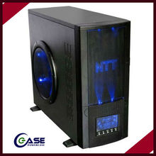 full towers gaming atx computer case with led lights
