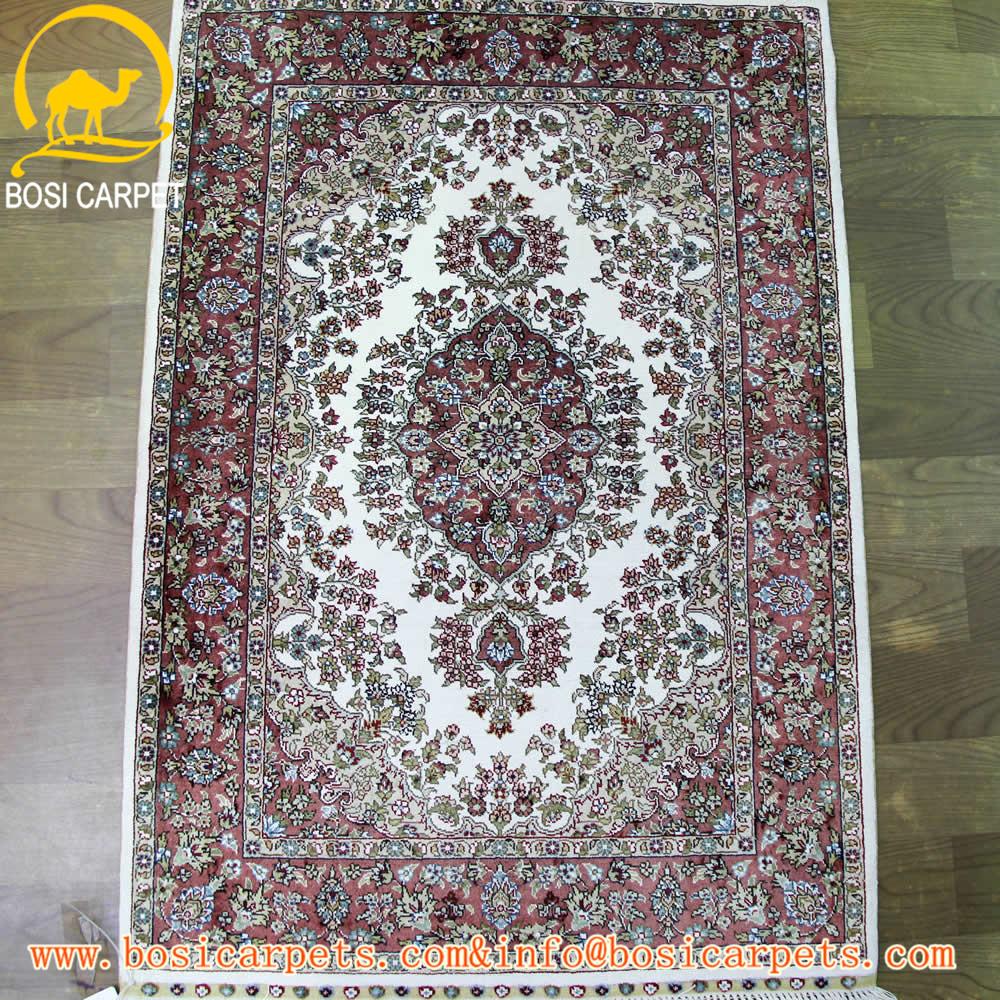 2x3ft oriental tapis conception la main indien soie tapis et tapis cachemire carept prix. Black Bedroom Furniture Sets. Home Design Ideas