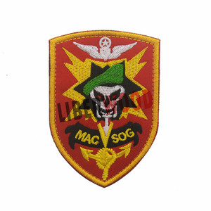 MAC-V MAC MILITARY ASSISTANCE COMMAND VIETNAM PATCH ERA SSI STUDIES AND OBSERVATIONS PATCH VET BADGE STOCK
