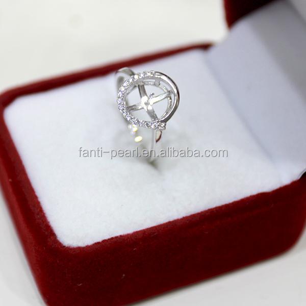 ae474d4c6481 Perla del Mar del Sur precio real perla joyas precio ronda perla anillo real  925 anillo