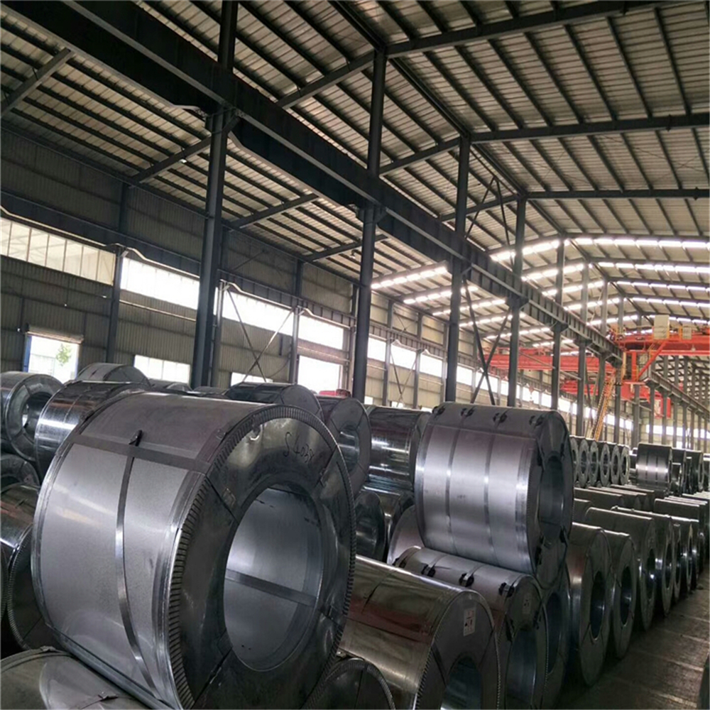 hr galvanized coil