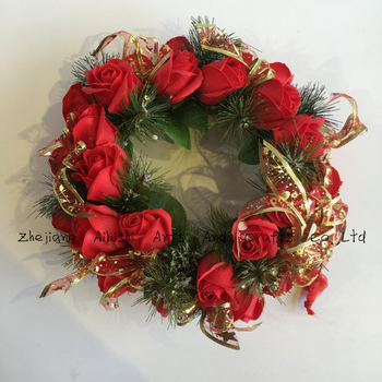 Wholesales Birthday Wedding Gift Decorative Wreaths Mother S Day