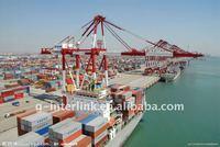 International ocean cargo from shanghai/guangzhou/shenzhen to Pointe Noire --- Grace