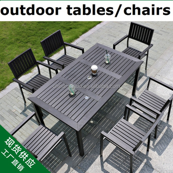 American Style Restaurant Dining Table And Chair Commercial - Commercial outdoor table and chairs