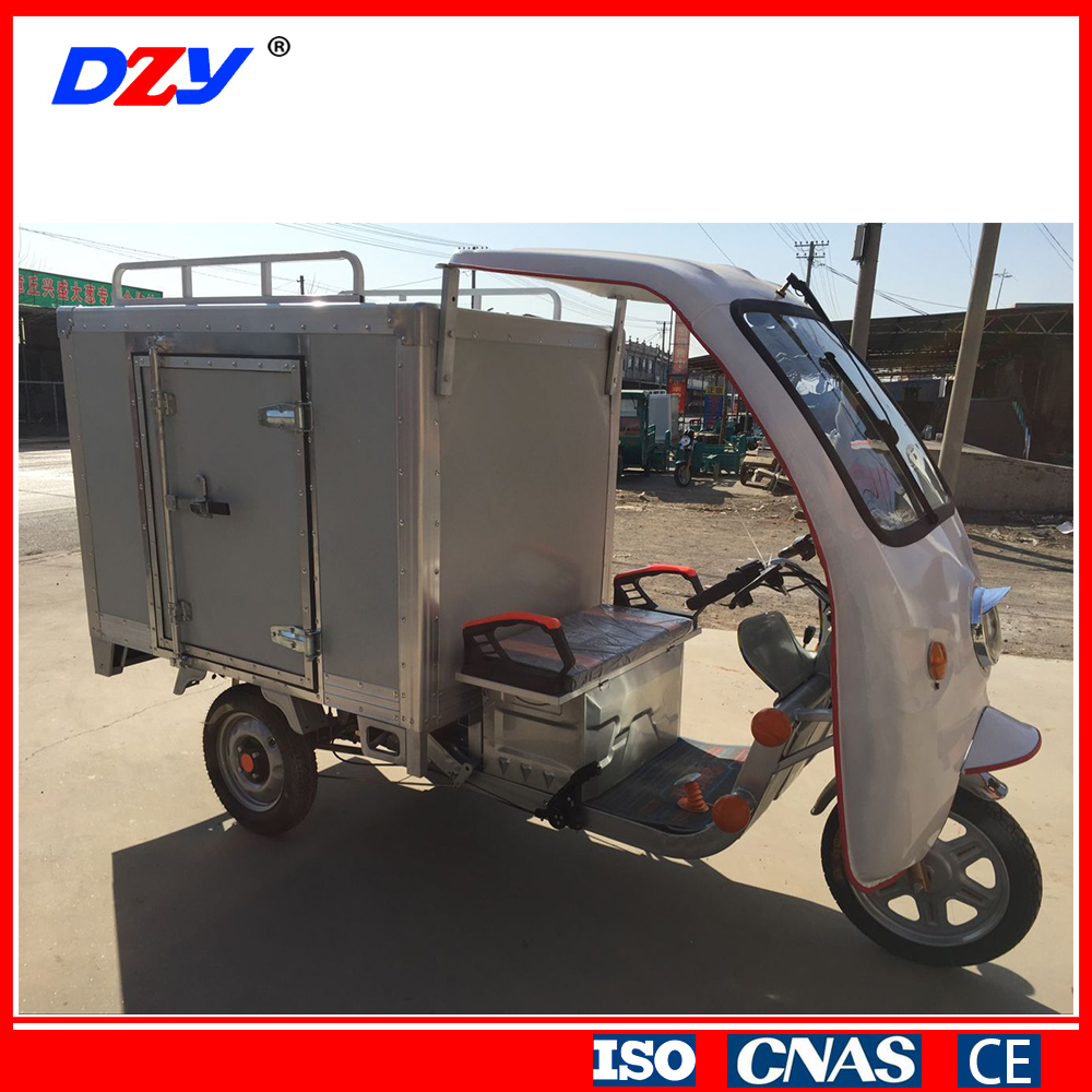 Electric Rickshaw Best-Selling Tricycle Cargo