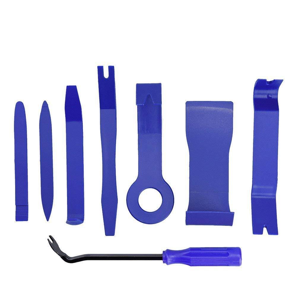 Body & Fender Repair Tools MATCC Car Trim Removal Tool 8pcs