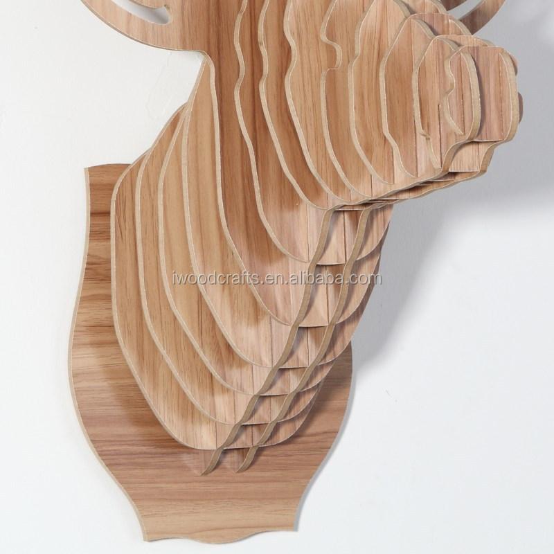 dier hoofd wandkleden hertenkop wandkleden decoratie