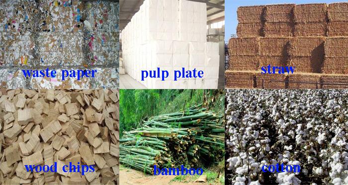raw material 1