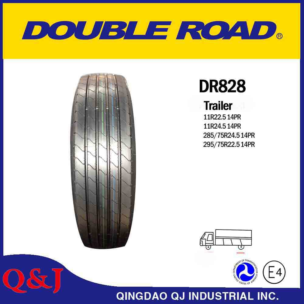 CHINA BEST SELLING wholesale 295 75 22.5 truck tire prices in USA, CANADA