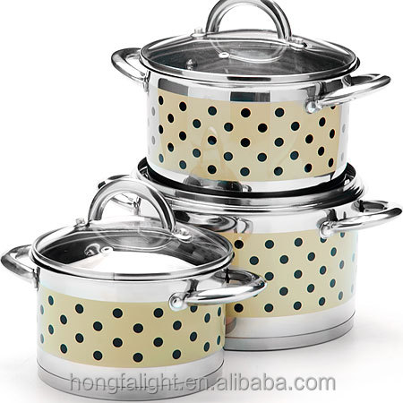 High quality woods cast iron cookware