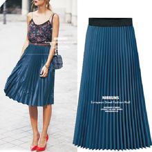 e27bde06df Diseño clásico de las mujeres corto vestido rosa azul negro blanco de gasa  span  class