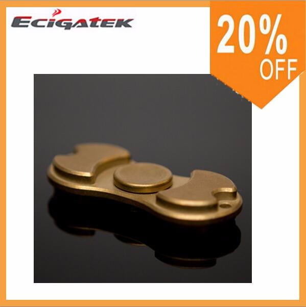 Torqbar Brass Relieve Stress Fidget Toys EDC Metal Bearing Hand Spinner