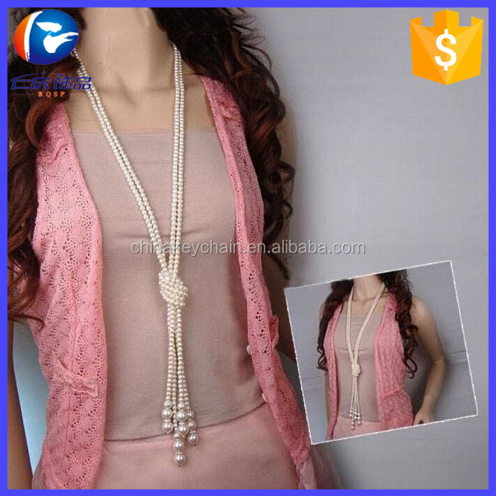 Chinese Freshwater Pearl Necklace in Bulk Cheap Price