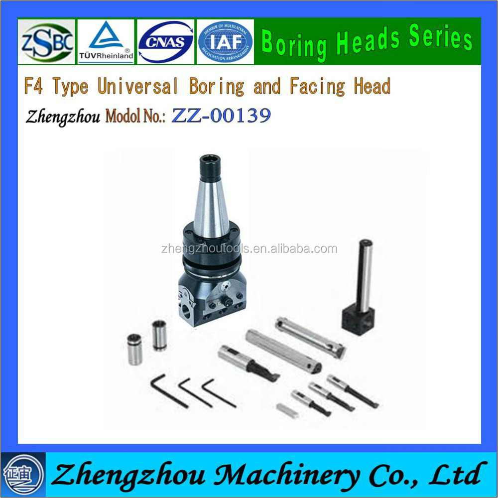 F4 Type Universal Boring and Facing Head