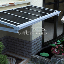 Modern Sunshade awning canopy /Retractable aluminum awnings for sales