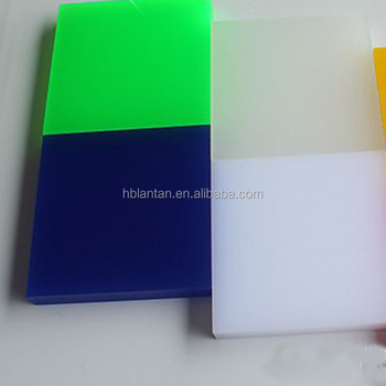 Hot sales High gloss 3mm laser cutting wholesale cast acrylic sheet
