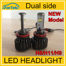 Best selling, LED H8/H11/H9 for auto's low beam bulbs long life span ,brightest