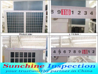 National Home Appliance/Air condition quality control service/ inspection service in Changzhou