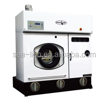 Fully-auto dry cleaning machine laundry machine 8 kg