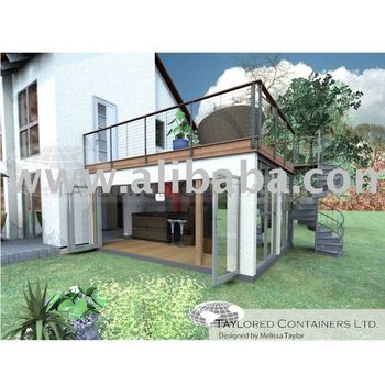 Taylored containers house extension buy shipping for Extension container