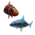Hot sale RC fish toys drone RC Shark Clown fish balloons Nemo inflatable with helium fish