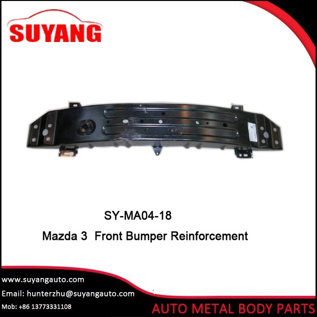 Aftermarket Steel Front Bumper Reinforcement For Mazda 3 Auto Body Parts -  Buy Auto Body Parts,Steel Bumper Reinforcement,Bumper Reinforcement For