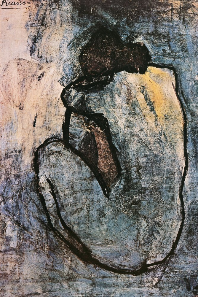 buy dreaming by pablo picasso 24 x 36 art print poster wall decor