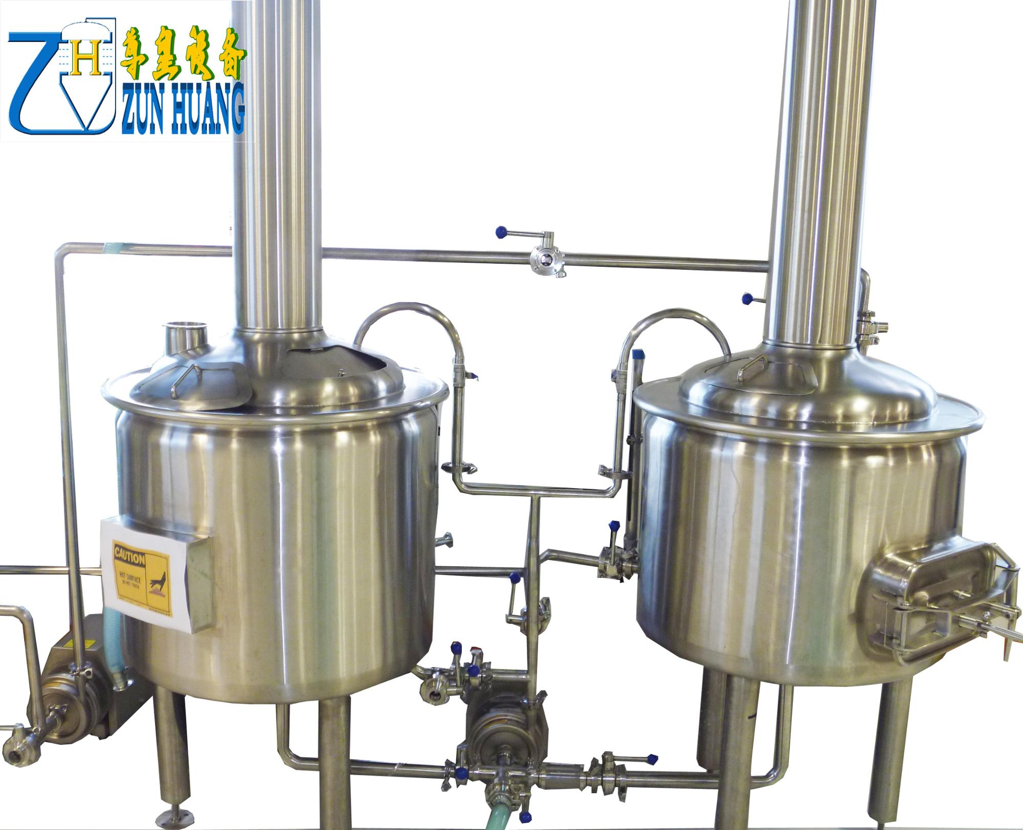 100L brewhouse