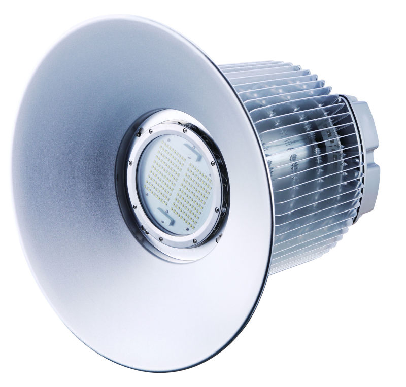High power 400W led high bay lamps Mean well driver IES file .Dialux simulation