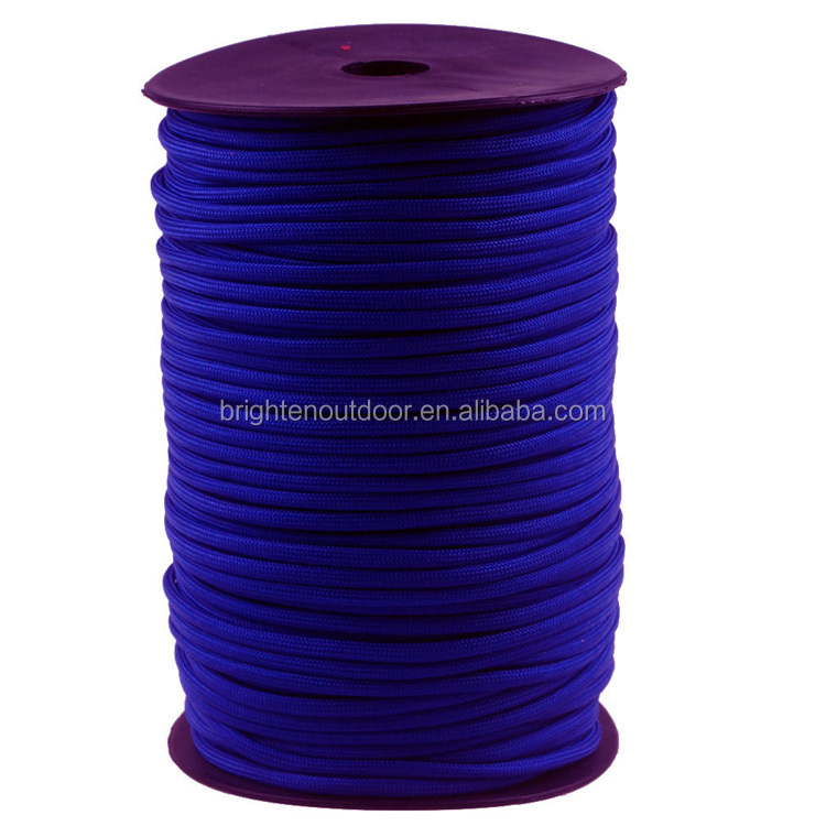 100 meters 7 Strand Core 550 Paracord with Spool