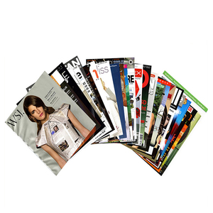 Low cost custom magazine printing service for fashion magazine