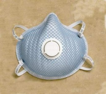 2300N95 Moldex Medium/Large N95 Particulate Disposable Respirator. (20 Each)