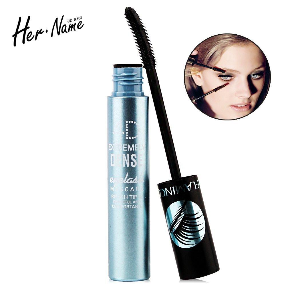 Longlasting curling 3d cat black brand makeup eye Mascara thick Waterproof Lengthening natural makeup Cosmetics Curl Eyelash